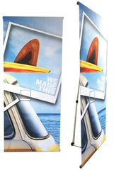 Prima Changeable Fabric Banner - New Style - Promotional Products