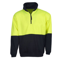 Hi Vis Winter Fleece Jumper - Day Use - Corporate Clothing