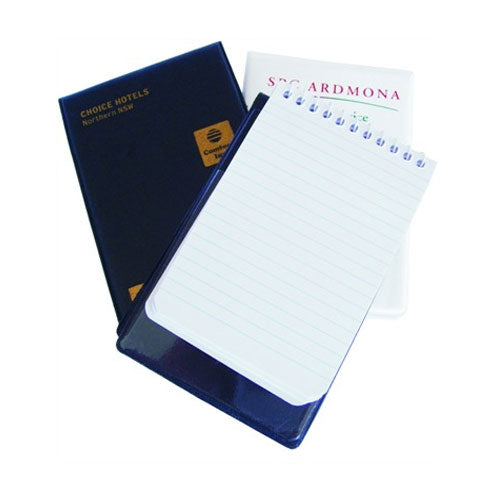 Flip Pocket Notebook - Promotional Products