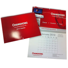 Flip Wall Calendar - Promotional Products