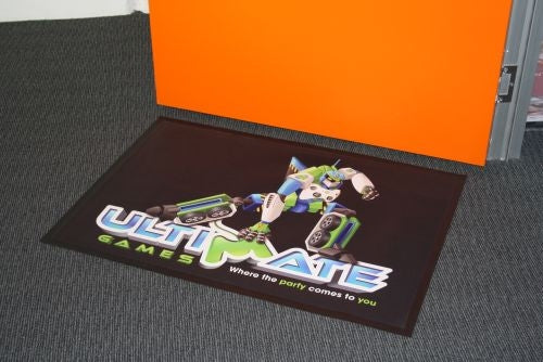 Promo Floor Mat - Promotional Products