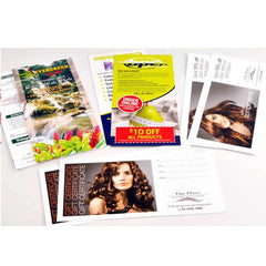 Flyers Posters & Postcards - Promotional Products
