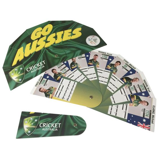 Fold Out Fan - Promotional Products