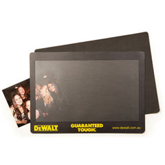 Econo Framed Insert Counter Mat - Promotional Products
