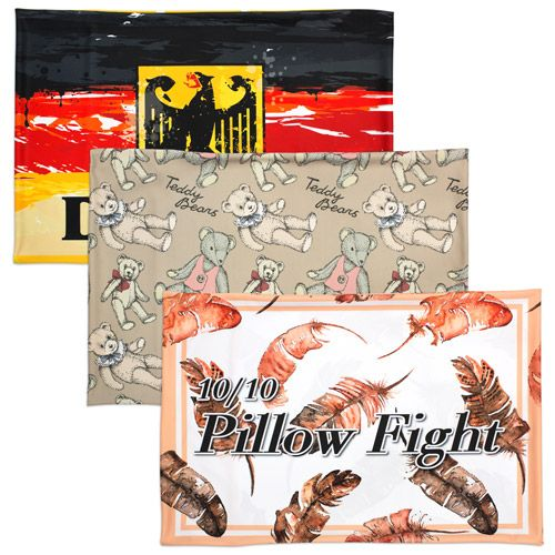 Full Colour Pillow Case - Promotional Products