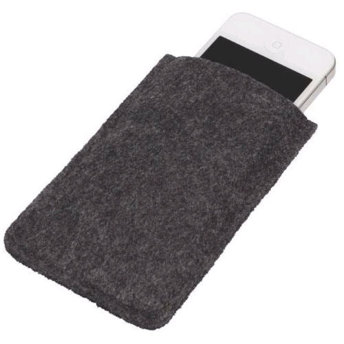 Classic Felt iPhone Holder