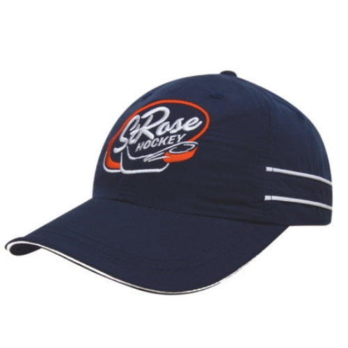 Generate Sports Cap with Piping - Promotional Products