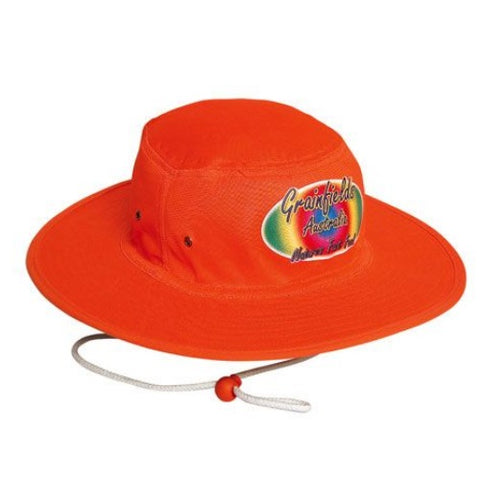 Generate Wide Brim Safety Hat - Promotional Products