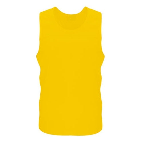 Logo 100% Cotton Jersey Singlet - Corporate Clothing