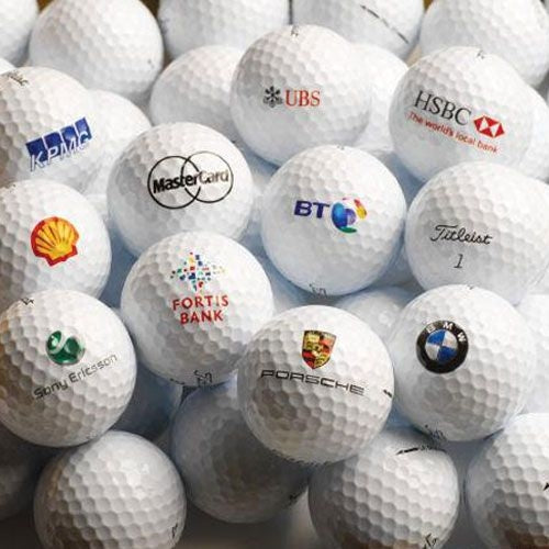 Golf Ball with Logo - Promotional Products