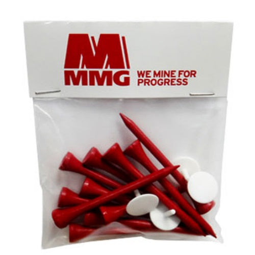 Golf Tee Packs - Promotional Products