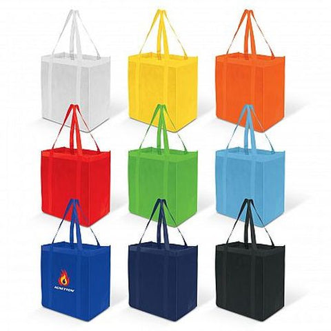 Eden Shopping Bag With Large Gusset - Promotional Products
