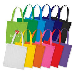 Eden Coloured Cotton Tote Bag - Promotional Products