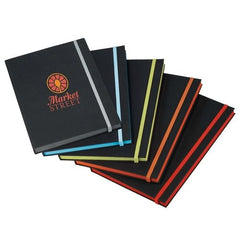 Avalon Colour Edge Notepad - Promotional Products