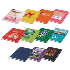 Eden A5 Notebook - Promotional Products