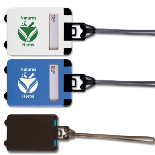 Bleep Luggage Shaped Luggage Tag - Promotional Products