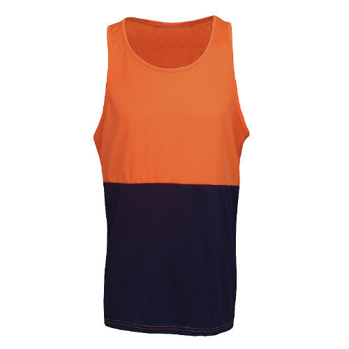 Hi Vis Singlet - Day Use - Corporate Clothing