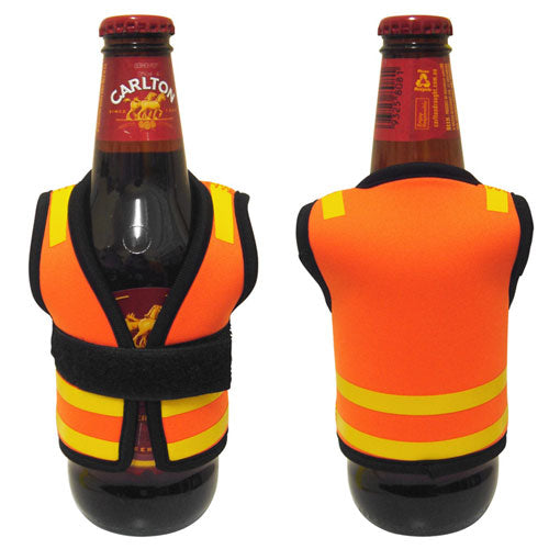 Hi Vis Stubby Cooler - Promotional Products