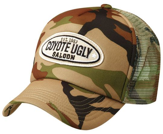 Icon Camo Trucker Cap - Promotional Products