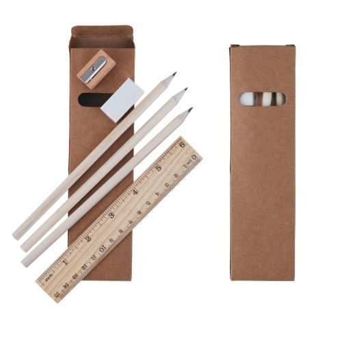 Bleep Stationery Set in Cardboard Box - Promotional Products