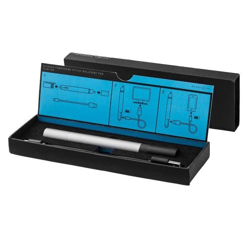 Avalon Power Bank Stylus Pen - Promotional Products