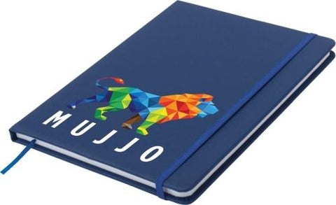 Classic A5 Notepad with Elastic Closure - Promotional Products