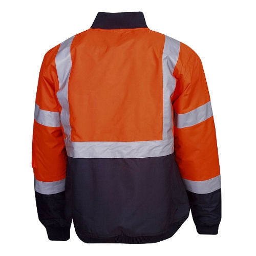 Hi Vis Industrial Jacket - Day/Night Use - Corporate Clothing