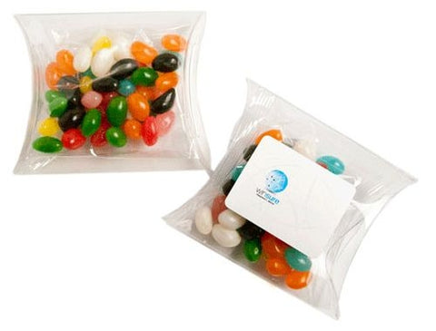 Yum Pillow Pack of Lollies - 50grams - Promotional Products