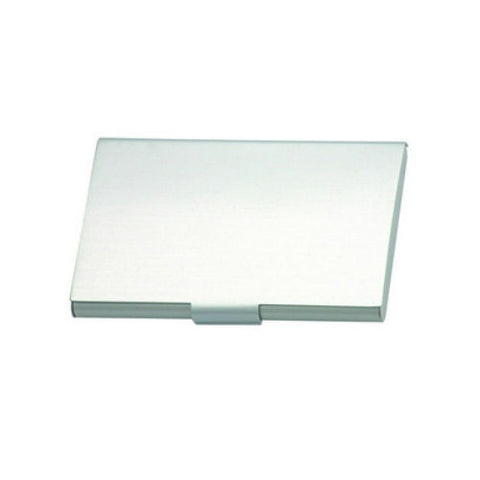 Arc Aluminium Business Card Holder - Promotional Products