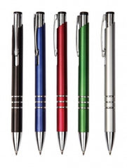 Arc Conference Plastic Pen - Promotional Products