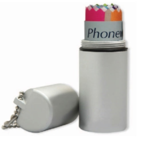 Microfibre Cloth in Keychain Carry Case - Promotional Products