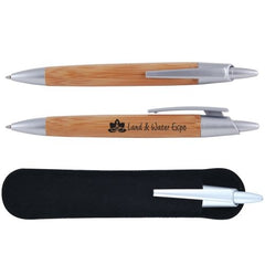 Bleep Bamboo Pen - Promotional Products