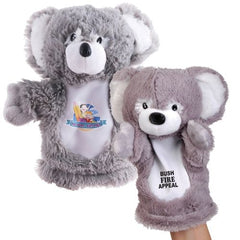 Bleep Koala Puppet - Promotional Products