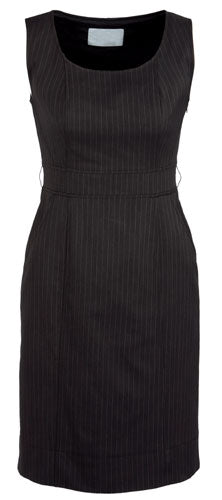 Ladies Sleeveless Side Zip Dress - Corporate Clothing