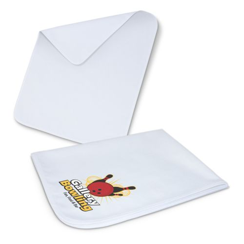Lawn Bowls Polishing Cloth - Promotional Products