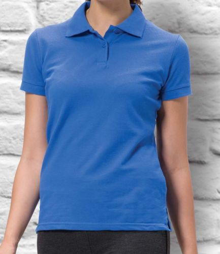 Logo 100% Cotton Polo Shirt - Corporate Clothing