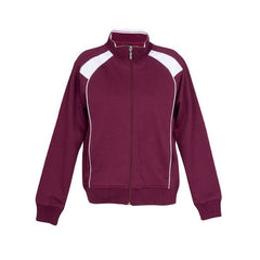 Aston Unbrushed Contrast Fleece Jacket - Corporate Clothing
