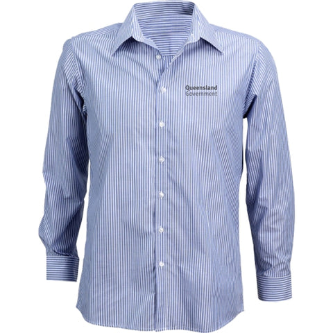 Mens Long Sleeve Corporate Shirt - Corporate Clothing