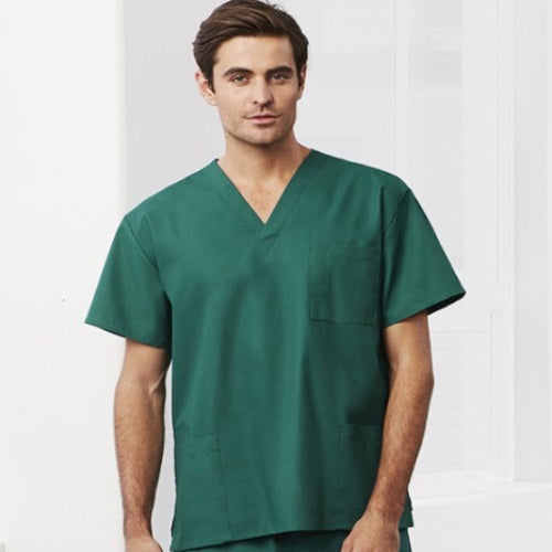 Mens Scrub Top - Corporate Clothing