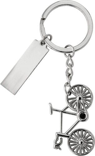 Milan Bicycle Keyring - Promotional Products