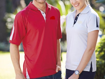 Outline Stretch Sports Polo Shirt - Corporate Clothing