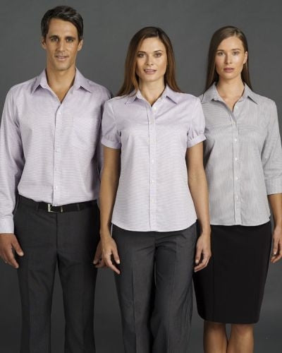 Reflections Checked Corporate Shirt - Corporate Clothing