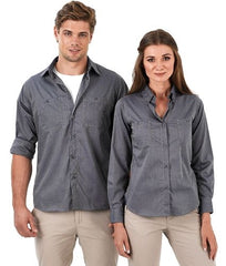 Reflections New Chambray Shirt - Corporate Clothing