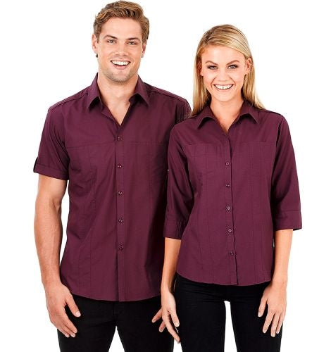 Relections Promo Button Up Shirt - Corporate Clothing