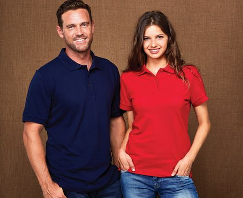 Outline 100% Combed Cotton Polo Shirt - Corporate Clothing