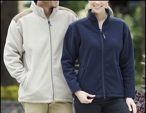 Outline Premium Polar Fleece Jacket - Corporate Clothing