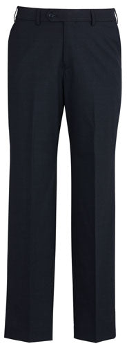 Mens Flat Front Pant - Corporate Clothing