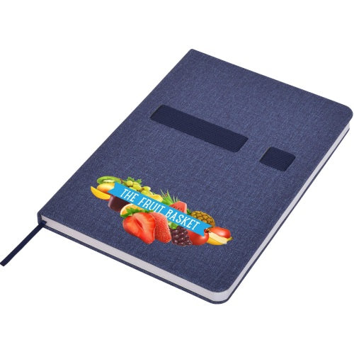 Classic Modern A5 Notepads - Promotional Products