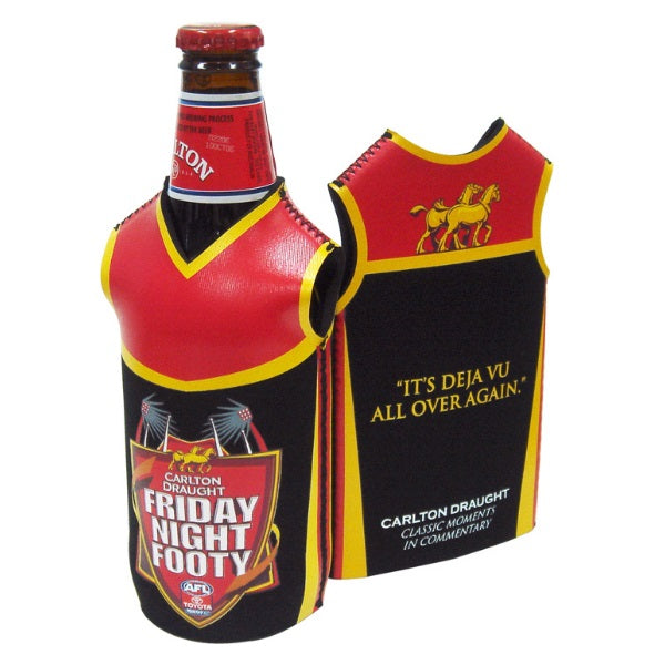 Neo Footy Jersey Stubby Cooler - Promotional Products