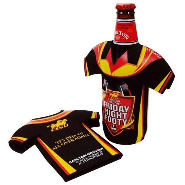 Neo Footy Supporter Stubby Cooler - Promotional Products